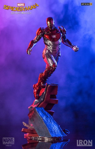 (Iron Studios) Iron Man Mark XLVII BDS Art Scale 1/10 - Spider-Man Homecoming