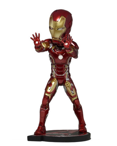 NECA Avengers Age of Ultron (Movie) - Head Knocker - Iron Man