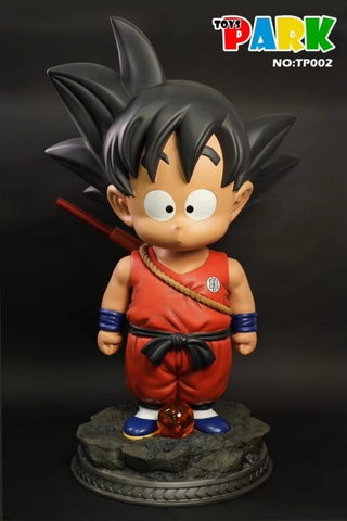 Image of (TOYS PARK) (Pre-Order) TP002 CHILD GOKU STATUE LIFE SIZE - Deposit Only