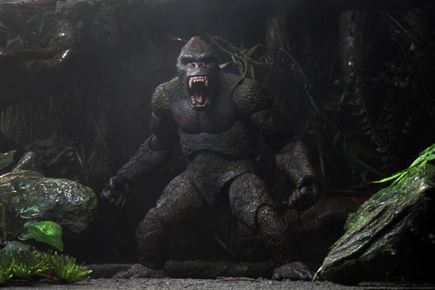 "(NECA) King Kong – 7"" Scale Action Figure – King Kong"