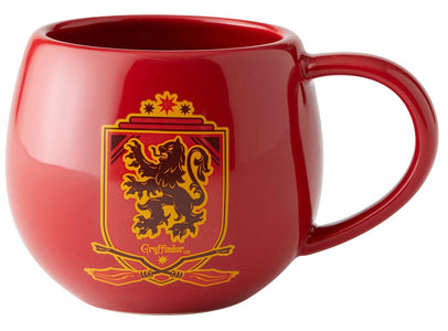(Enesco) OHRPT MUG WITH COASTER RED CREST