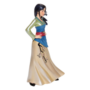 (Enesco) Disney Showcase Collection Couture De Force MULAN (2020)