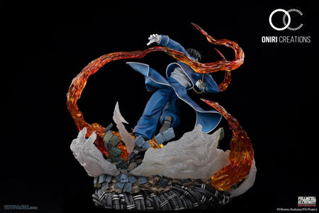 (ONIRI CREATIONS) (PRE-ORDER) 1/6 ROY MUSTANG – THE FLAME ALCHEMIST - DEPOSIT ONLY