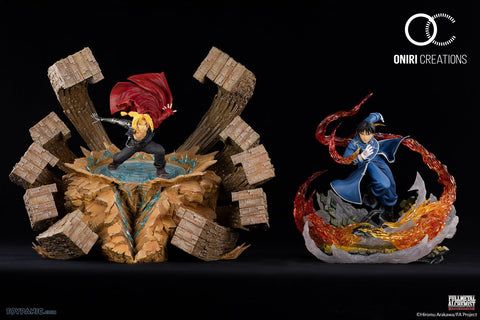 Image of (ONIRI CREATIONS) (PRE-ORDER) 1/6 ROY MUSTANG – THE FLAME ALCHEMIST - DEPOSIT ONLY