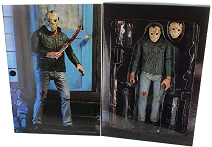 "(Neca) Friday the 13th Part 3  - 7"" Action Figure - Ultimate Jason"