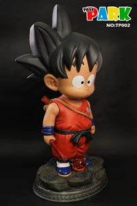 (TOYS PARK) (Pre-Order) TP002 CHILD GOKU STATUE LIFE SIZE - Deposit Only