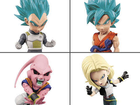(Banpresto) DRAGON BALL LEGENDS COLLAB WORLD COLLECTABLE FIGURE VOL.3 (Pre-Order) - Deposit Only
