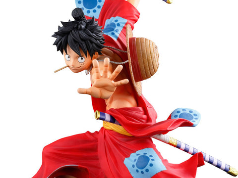 (Banpresto) ONE PIECE WORLD FIGURE COLOSSEUM3 SUPER MASTER STARS PIECE THE MONKEY.D.LUFFY