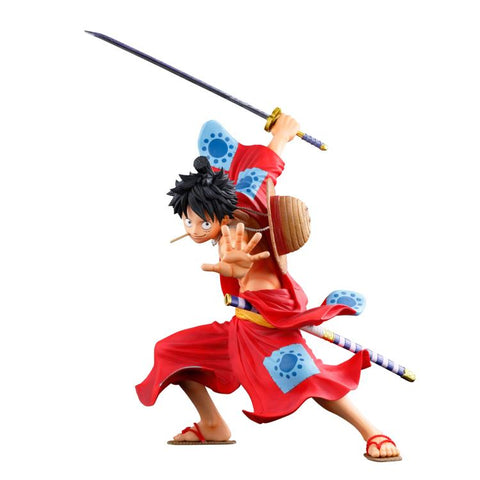 Image of (Banpresto) ONE PIECE WORLD FIGURE COLOSSEUM3 SUPER MASTER STARS PIECE THE MONKEY.D.LUFFY