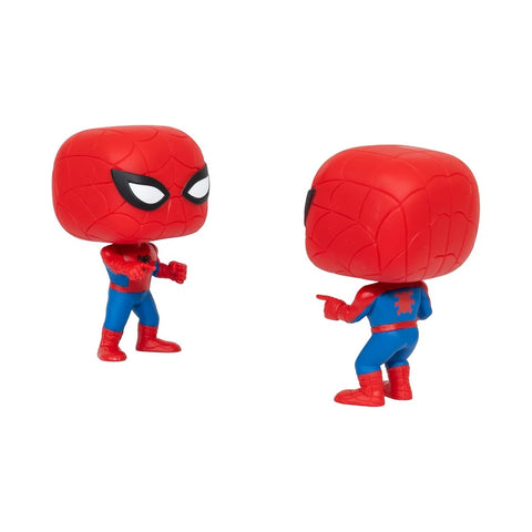 Image of (Funko Pop) (Pre-Order) Spider-Man Imposter Pop! Vinyl Figure 2-Pack US Exclusive - Deposit Only