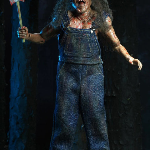 "(Neca) (Pre-Order) Hatchet – 8"" Clothed Action Figure – Victor Crowley - Deposit Only"