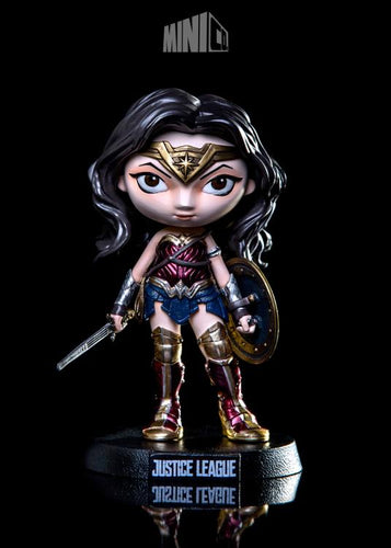 (Iron Studios) Mini Co.:Heroes - Justice League Wonder Woman
