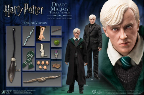 (Star Ace Toys) (Pre-Order) Draco Malfoy (teenager) Deluxe version - Deposit Only
