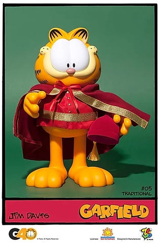 Image of (ZCWORLD) (PRE-ORDER) GARFIELD MASTER SERIES 05 - DEPOSIT ONLY