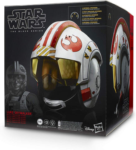 (Hasbro) Black Series Luke Skywalker Electronic X-Wing Pilot Helmet