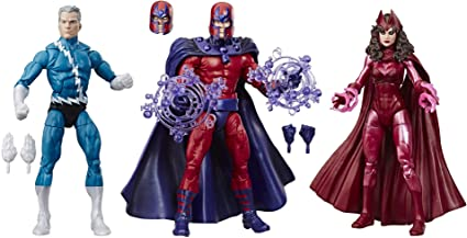 "Image of (Hasbro) (Pre-Order) Marvel Legends Series 6"" Family Matters 3 Pack with Magneto, Quicksilver, & Scarlet Witch Action Figures (Exclusive)"