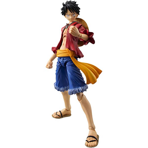 Megahouse VAH One Piece Monkey D Luffy Reissue