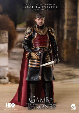 (Threezero)(Pre-Order)Game of Thrones – 1/6 Jaime Lannister (Season 7)-Deposit-Only