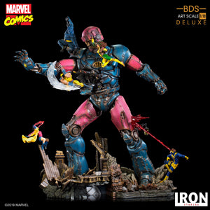 (Iron Studios) (Pre-Order) X-Men Vs Sentinel #1 Deluxe BDS Art Scale 1/10 - Marvel Comics - Deposit Only - SRP is P104,950