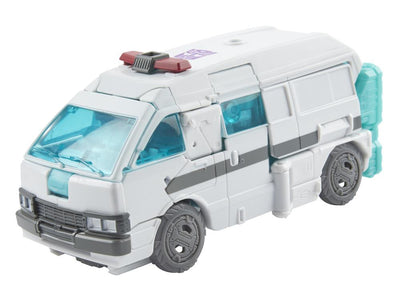 (Hasbro) Transformers Generations Selects Shattered Glass Optimus Prime & Ratchet Two-Pack