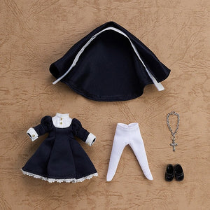 (Good Smile Company) (Pre-Order) Nendoroid Doll Outfit Set: (Nun) - Deposit Only