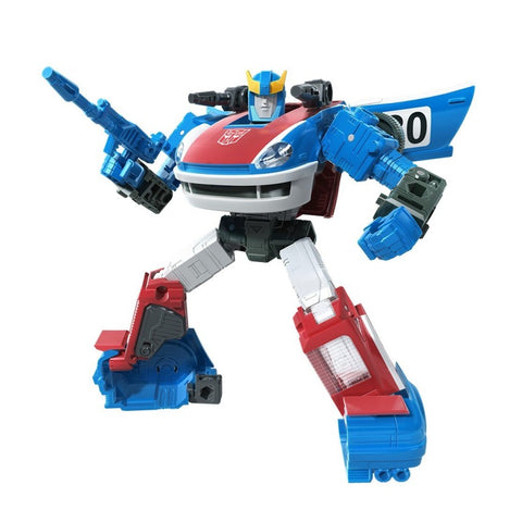 (Hasbro) Transformers Generations Earthrise Deluxe wave 2 - SMOKESCREEN