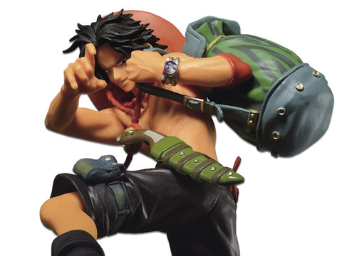 Image of (Banpresto) One Piece Scultures Big World Figure Colosseum 4 Vol.7 Portgas D. Ace