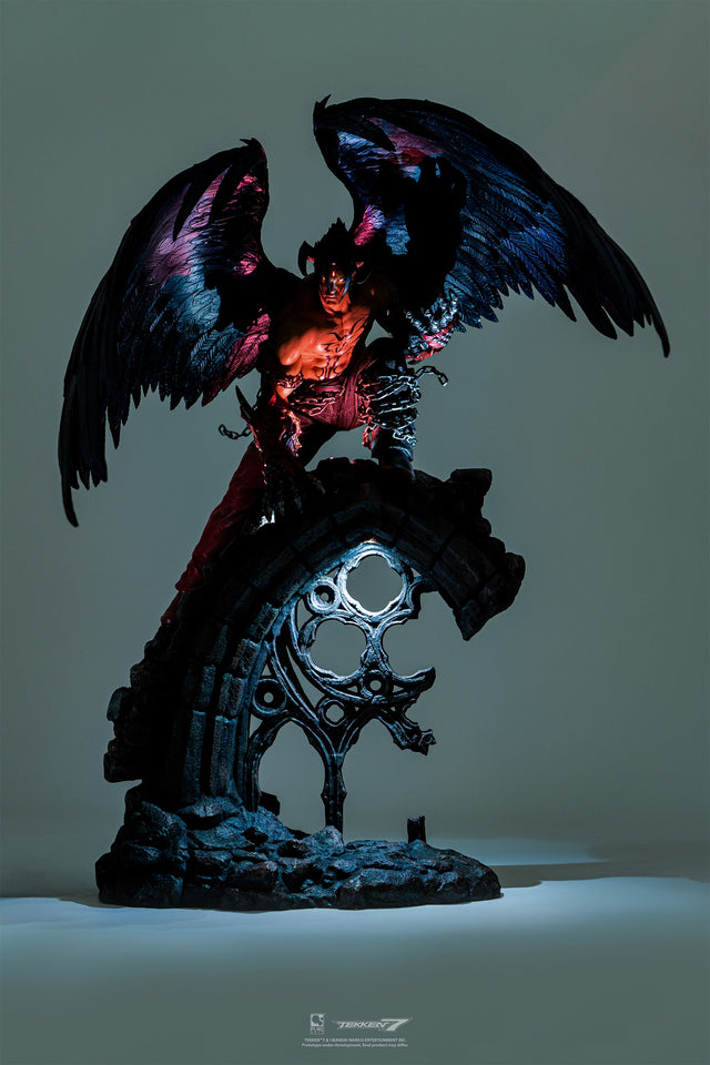 (Pure Arts) (Pre-Order) TEKKEN Devil Jin 1:4 scale High-end Statue - Limited Edition 1500 units - Downpayment Only
