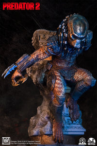 (Infinity Studio) PREDATOR 2 - CITY HUNTER 1/4 SCALE STATUE - ELITE or ULTIMATE VERSION - DEPOSIT ONLY