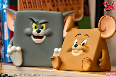 Image of (Soap Studio) (Pre-Order) Tom and Jerry Action Mishap Figure - Deposit Only