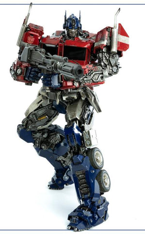 Image of (3A/ZERO) DLX Scale Collectible Series Optimus Prime