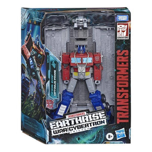 (Hasbro) Transformers War for Cybertron - Earthrise Leader Class Optimus Prime