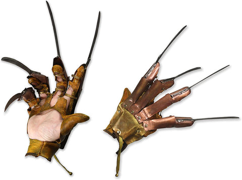 (NECA) Nightmare on Elm Street (1984) - Prop Replica Freddy Glove