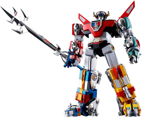Image of (Bandai) (Pre-Order) Voltron Soul of Chogokin GX-71 Voltron - Deposit Only