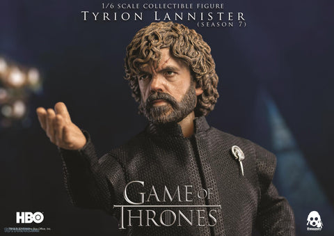(3A/ZERO) GAME OF THRONES - TYRION LANNISTER REGULAR or DELUXE VERSION 1/6 SCALE FIGURE - DEPOSIT ONLY