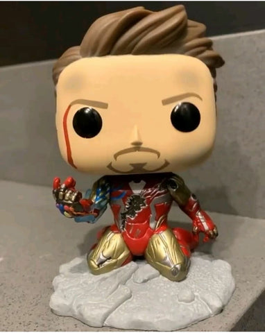 (Funko Pop) (Pre-Order) I Am Iron Man Glow in the Dark PX Exclusive - Deposit Only (PO Price - P990) w/ Free Protector