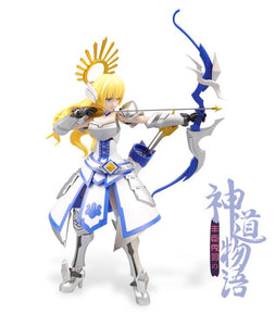 "(MOMOLING) (PRE-ORDER) ""THE TALE OF SHINDO"" SHU TOYOTOMI PLASTIC MODEL KIT - DEPOSIT ONLY"