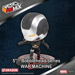 "(DC Chibi) 5"" Hero Remix Bobblehead - War Machine"
