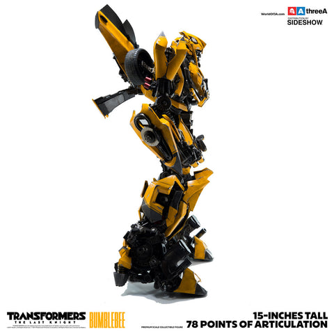 (3A/ZERO) TRANSFORMERS BUMBLEBEE THE LAST KNIGHT