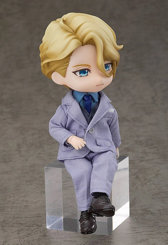 Image of (Good Smile Company) (Pre-Order) Nendoroid Doll Richard Ranasinghe de Vulpian - Deposit Only