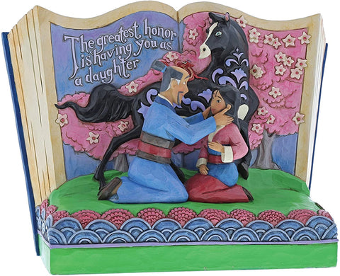 Image of (Enesco) DSTRA Mulan Story Book
