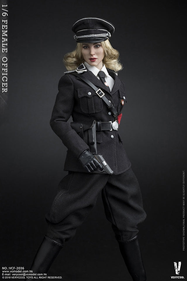 (VERYCOOL) (Pre-Order) VCF-2036 1/6 Female Officer Action Figure - Deposit Only