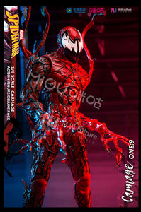 (M.W CULTURE Migu) (Pre- Order) 1/9 Scale Action Figure - Marvel - Carnage - Deposit Only