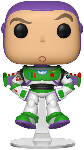 Image of (Funko Pop) #523 TOY STORY 4 – BUZZ LIGHTYEAR with Free Protector
