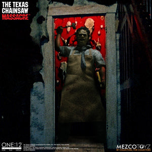 (Mezco) (Pre-Order) One:12 Collective The Texas Chainsaw Massacre (1974): Leatherface - Deluxe Edition - Deposit Only