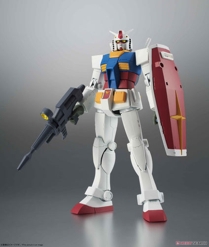 (1st Gundam) THE ROBOT SPIRITS RX-78-2  GUNDAM VER. A.N.I.M.E. [BEST SELECTION] or 2019 Release Version