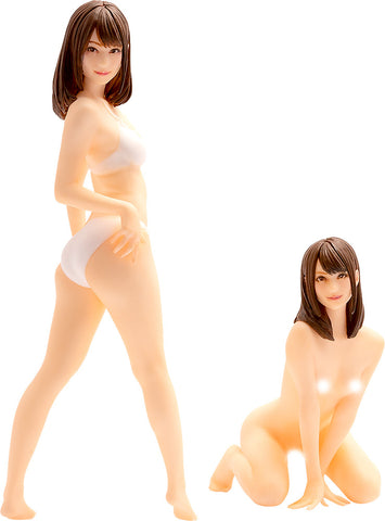 Image of (Good Smile Company) (Pre-Order) PLAMAX Naked Angel 1/20: Moe Amatsuka(Re-run) - Deposit Only