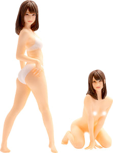 (Good Smile Company) (Pre-Order) PLAMAX Naked Angel 1/20: Moe Amatsuka(Re-run) - Deposit Only