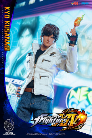 (Genesis Emen) (Pre-Order) KOF-KY01 The King of Fighters Kyo Kusanagi - Deposit Only