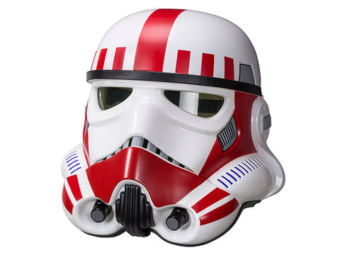 (Hasbro) Star Wars Black Series Shocktrooper Electronic Helmet